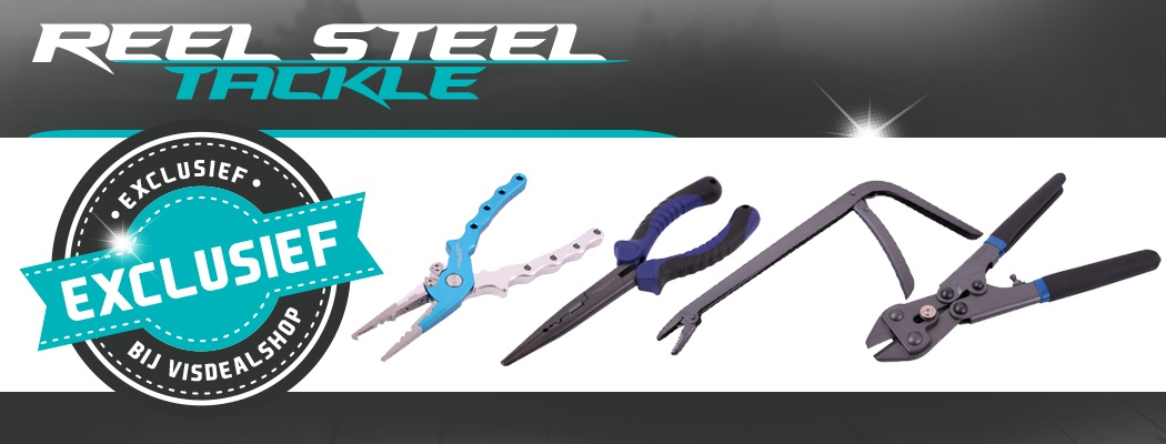Reel Steel Tackle