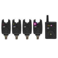 Mad Nano+ Wireless Alarm 4+1 Set
