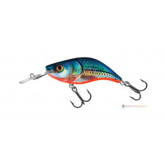 Salmo Sparky Shad Sinking 'Blue Holographic Shad' 4cm (3g)