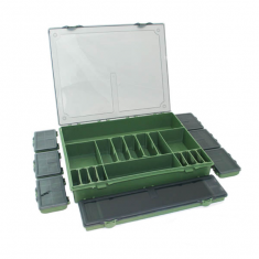 NGT 7 + 1 Large Tacklebox