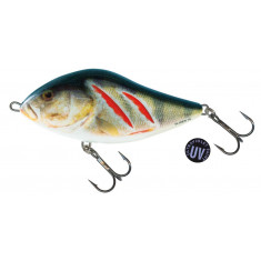 Salmo Slider Sinking 'Wounded Real Grey Shiner' 12cm (70g)