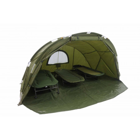 Prologic Cruzade Session Bivvy 2 Man Incl. Overwrap (365x380x180cm)