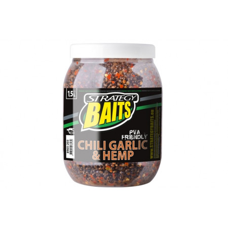 Strategy Baits Chili Garlic & Hemp
