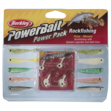 Berkley Rockfishing Pro Pack (14-delig)