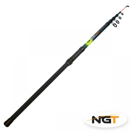 NGT Telescopic beachcaster 3,60m (50-150g)