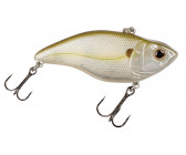 Spro Aruku Shad 75 7,5cm Clear/Chartreuse