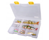 Spro Tackle Box 1000 (28x18,5x4,5cm)