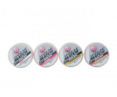 Mainline Match Boilies 'Chocolate' (8mm)