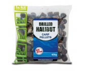Rod Hutchinson Halibut Pellets 17mm (400g) (Niet Voorgeboord)