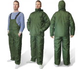 NGT All Weather 2pc Jacket & Bib And Brace Deluxe Suit M
