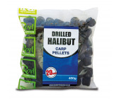 Rod Hutchinson Voorgeboorde Halibut Pellets 20mm (400g)