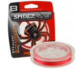 Spiderwire Stealth Smooth 8 'Red' 0,12mm (300m)