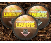 Korda Subline tapered leader Brown 0.33-0.50mm