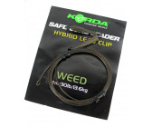 Korda Kamo Leaders Weedy Green Hybrid Lead Clip