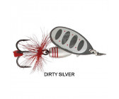 Savage Gear Rotex Spinner Dirty Silver #5 (14g)