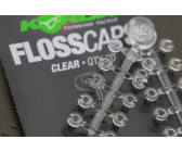Korda Flosscaps 'Clear'