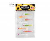 Spro Ready 4 Fish Kit 'Set H' 5cm