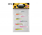 Spro Ready 4 Fish Kit 'Set G' 5cm