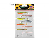 Spro Ready 4 Fish Kit 'Set E' 7cm