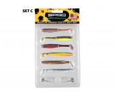 Spro Ready 4 Fish Kit 'Set C' 9cm