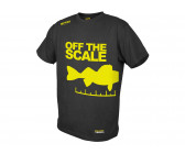 Spro Predator T-shirts 'Off The Scale' Maat L