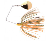 Spro Micro Ringed Spinnerbait 'Black Gold' (8cm) (5g)