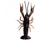 Savage Gear 3D Crayfish 'Black Brown' 8cm (4g) (4pcs)