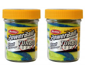 Berkley Powerbait Select Glitter Turbo Dough 'Blue Neon'