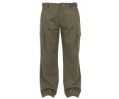 Fox Chunk Heavy Twill Cargo Pants Khaki XXXL