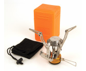Fox Cookware Cannister Stove incl Mesh Bag Case