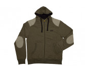 Fox Chunk Zipped Hoody Khaki S