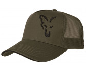 Fox Trucker Cap (Green & Black)