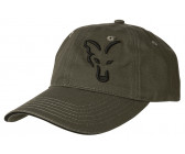 Fox Baseball Cap (Green & Black)