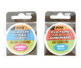 Fox Narrow Clear Tape 5mm*10m (2 stuks)