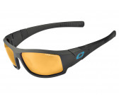 Cresta Sunglasses 'Amber Yellow'