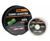 Fox Camo Leadcore Dark 45lb 25m