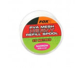 Fox PVA Narrow Refill Spool Heavy Mesh 25m