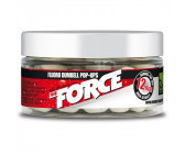 Rod Hutchinson The Force Fluoro Dumbell Pop Ups 'Wit' 20mm