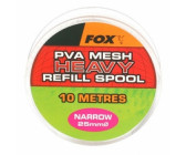 Fox PVA Narrow Refill Spool Heavy Mesh 10m
