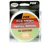 Fox PVA Super Narrow Refill Spool Heavy Mesh 10m