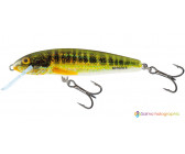 Salmo Minnow Floating 'Holo Real Minnow' 5cm (3g)