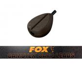 Fox Camotex In-line Flat Pear 70g/ 2.5oz Lood