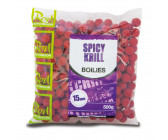 Rod Hutchinson Boilies 'Spicy Krill' 15mm (500g)