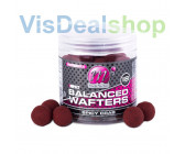 Mainline High Impact Balanced Wafters 'Spicy Crab' (18mm)