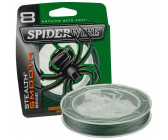 Spiderwire Stealth Smooth 8 'Moss Green' 0,17mm (300m)