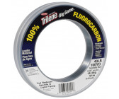 Berkley Big Game Fluorocarbon Leaders 'Clear' 0,61mm (90m)