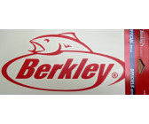 Berkley Sticker 30cm 'Red'