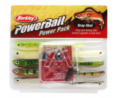 Berkley Powerbait Drop Shot Pro Pack Assorted