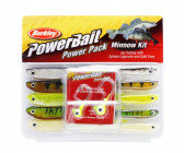 Berkley Powerbait Minnow Pro Pack (12-delig)
