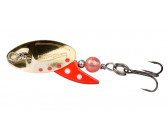 Spro AXE Inline Spin 'Red' 5cm (2,5g)